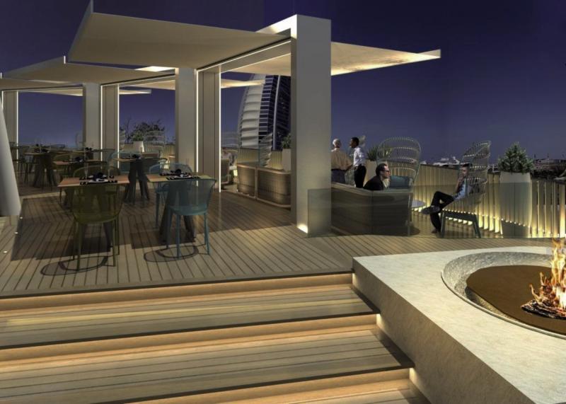 The Jumeirah Beach Hotel Wellness