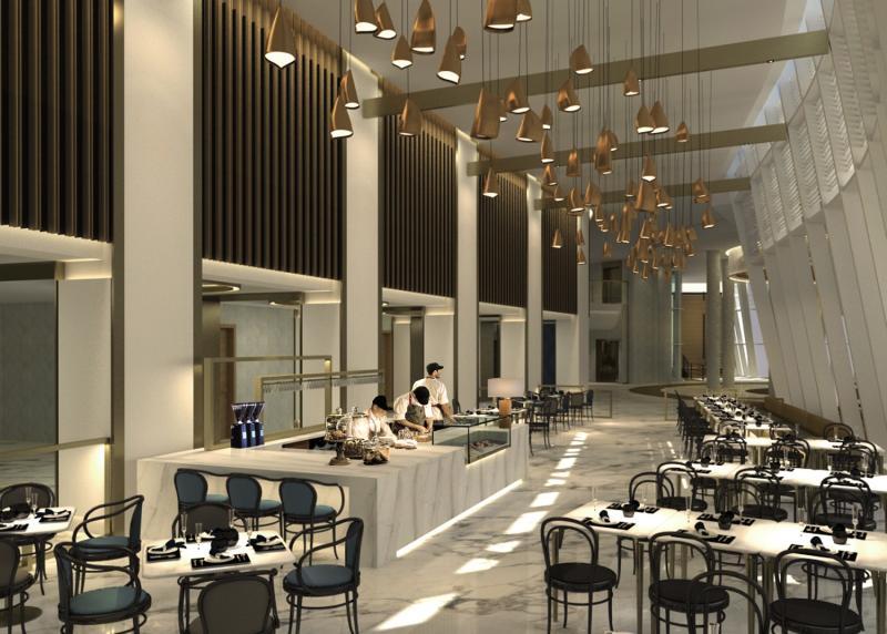 The Jumeirah Beach Hotel Restaurant