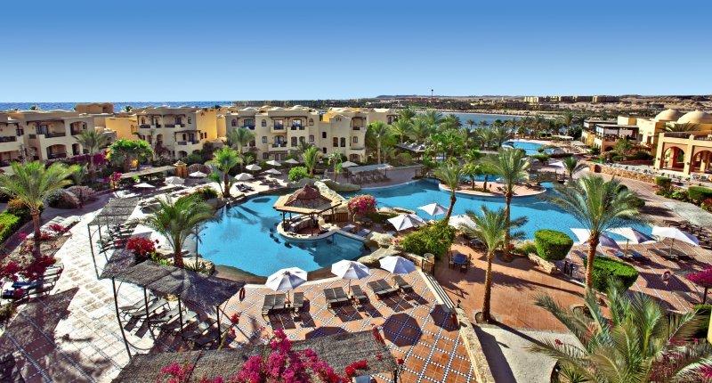 Steigenberger Coraya Beach - Erwachsenenhotel Außenaufnahme