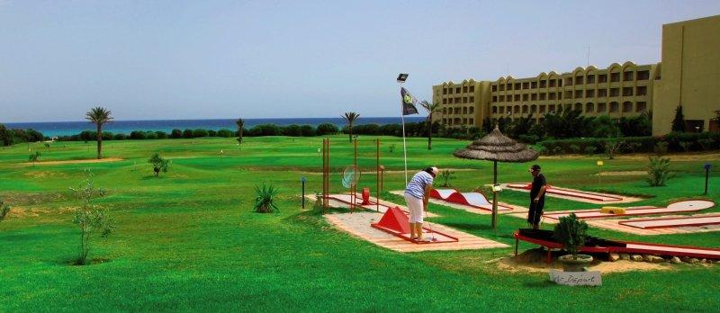 Mahdia Palace Thalasso Sport und Freizeit