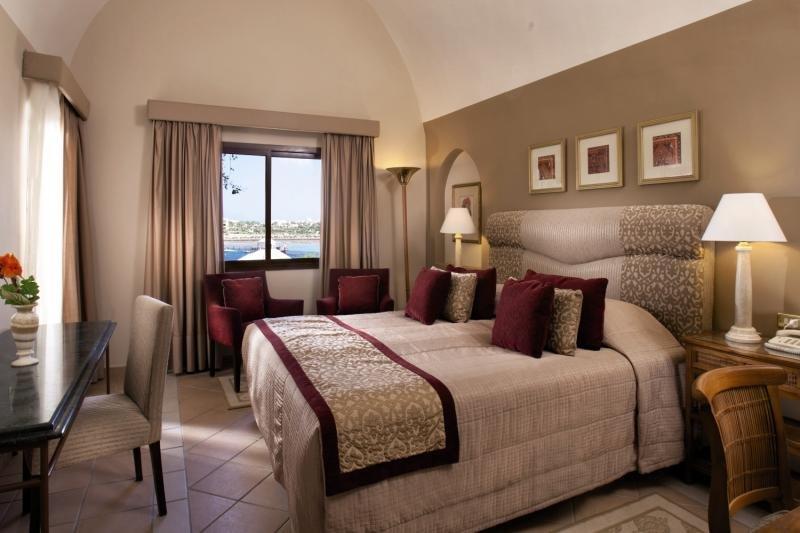 Steigenberger Coraya Beach - Erwachsenenhotel Wohnbeispiel
