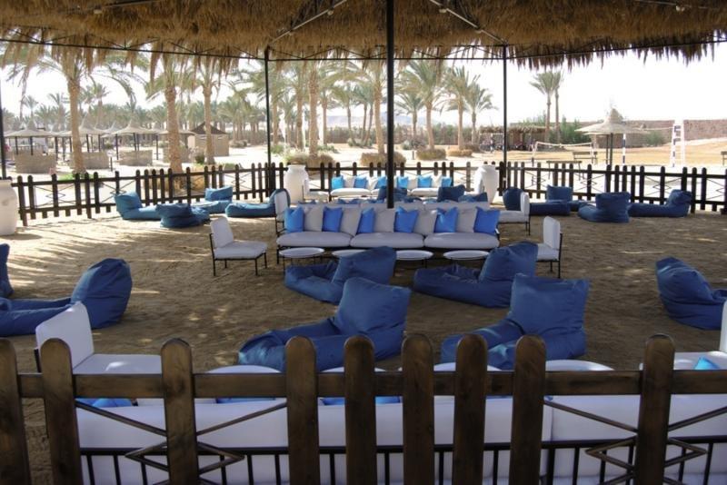 Steigenberger Coraya Beach - Erwachsenenhotel Garten