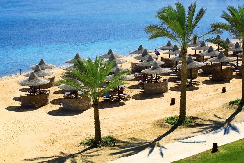 Steigenberger Coraya Beach - Erwachsenenhotel Strand