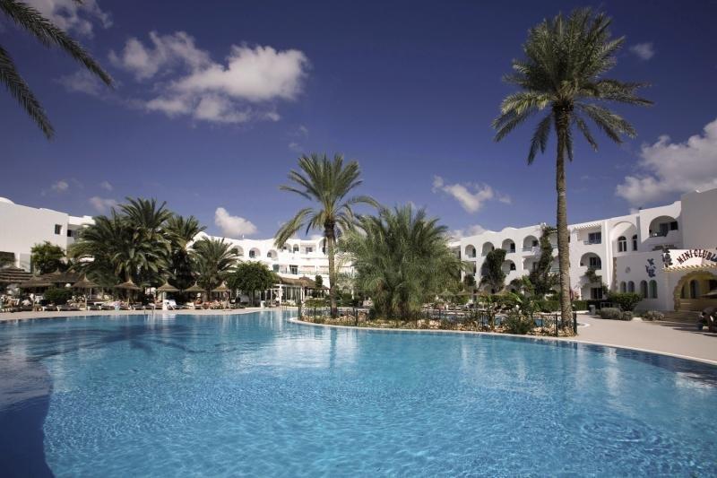 Golf Beach Djerba & Spa Pool