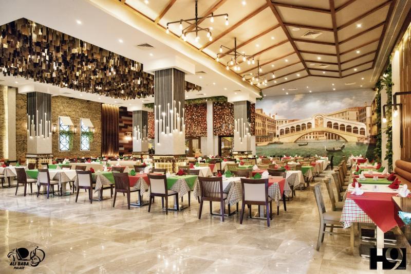 Ali Baba Palace Restaurant