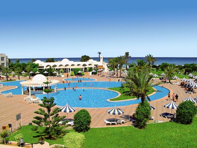 Mahdia Palace Thalasso Pool