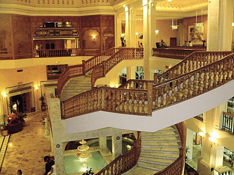 Mahdia Palace Thalasso Lounge/Empfang