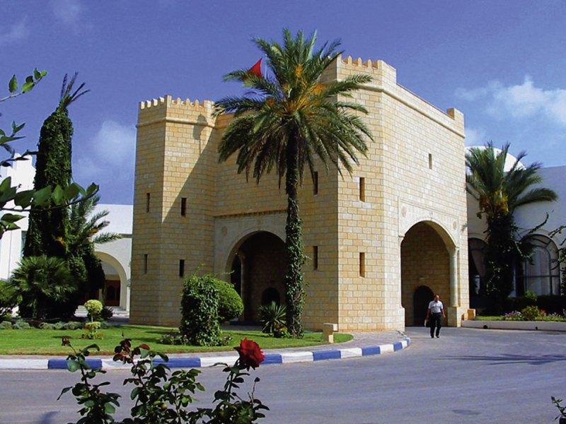 Mahdia Palace Thalasso Außenaufnahme