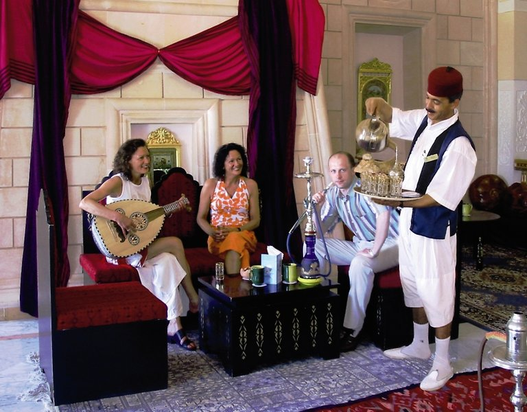 Mahdia Palace Thalasso Bar