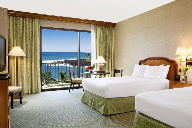 Hilton Waikoloa Village Wohnbeispiel