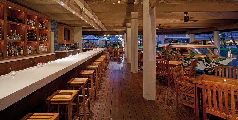 Hilton Waikoloa Village Bar