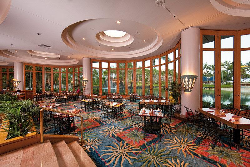 Hilton Waikoloa Village Restaurant