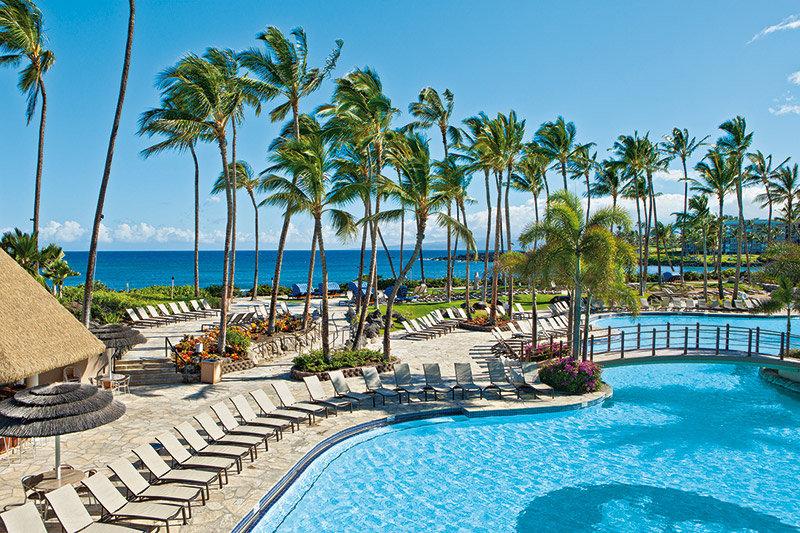 Hilton Waikoloa Village Pool