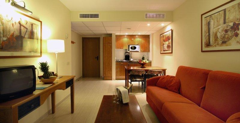 Valentin Park Club Hotel & Appartements Wohnbeispiel