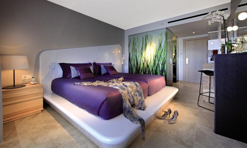 Ushuaia Ibiza Beach Hotel - Club & Tower - Erwachsenenhotel Wohnbeispiel