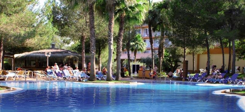 Valentin Park Club Hotel & Appartements Pool