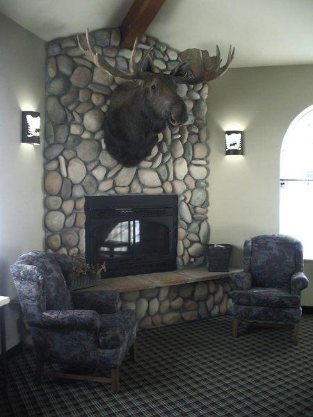 Ramada Anchorage Lounge/Empfang