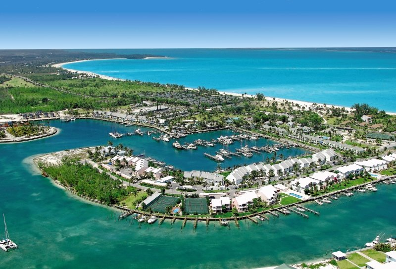 Treasure Cay Beach, Marina & Golf Resort Stadtansicht