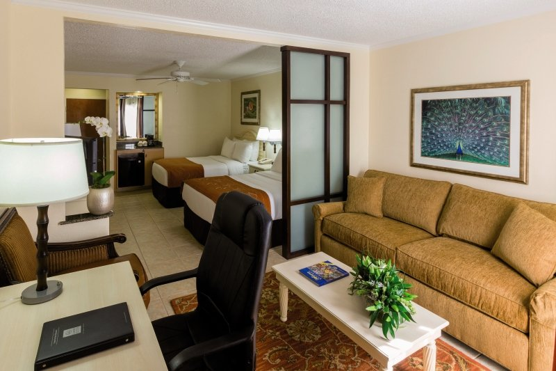 Comfort Suites Paradise Island Wohnbeispiel