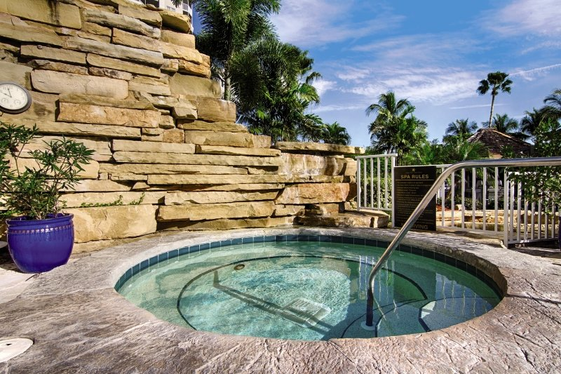Pointe Estero Beach Resort Pool