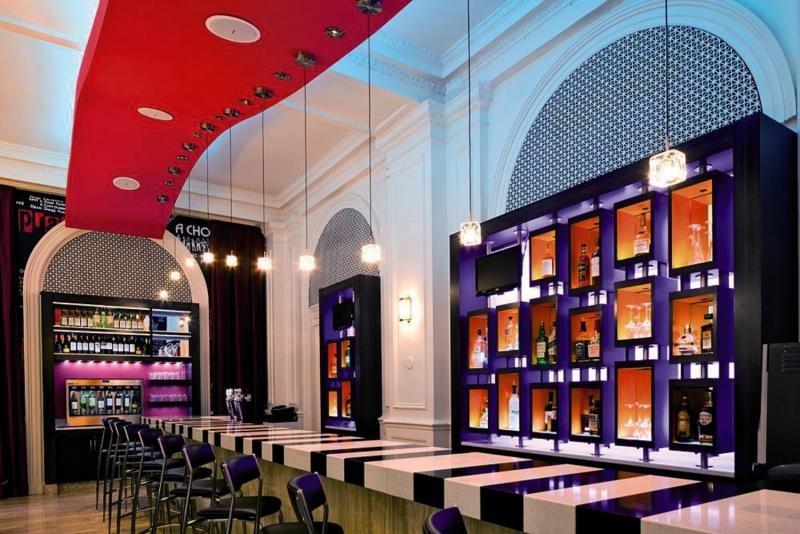 Indigo Atlanta Midtown Lounge/Empfang