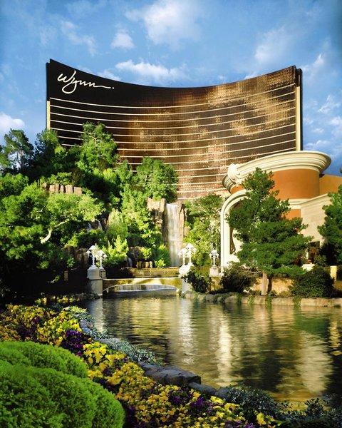 Wynn Las Vegas Außenaufnahme