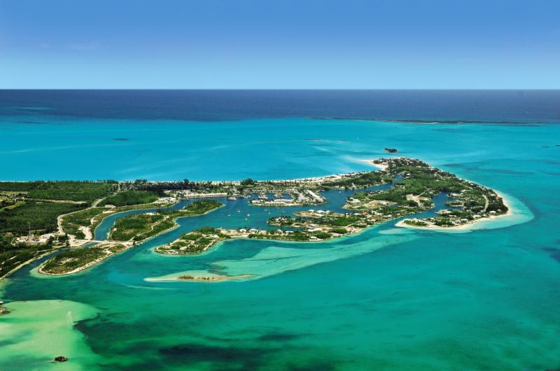 Treasure Cay Beach, Marina & Golf Resort Landschaft