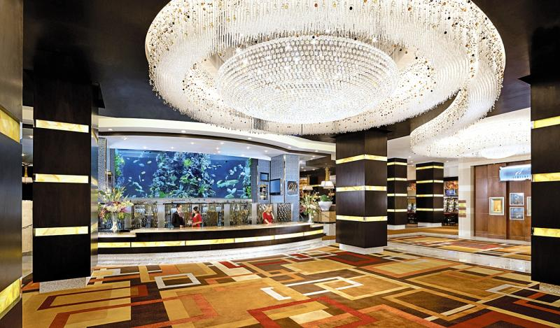 Golden Nugget Hotel & Casino Lounge/Empfang