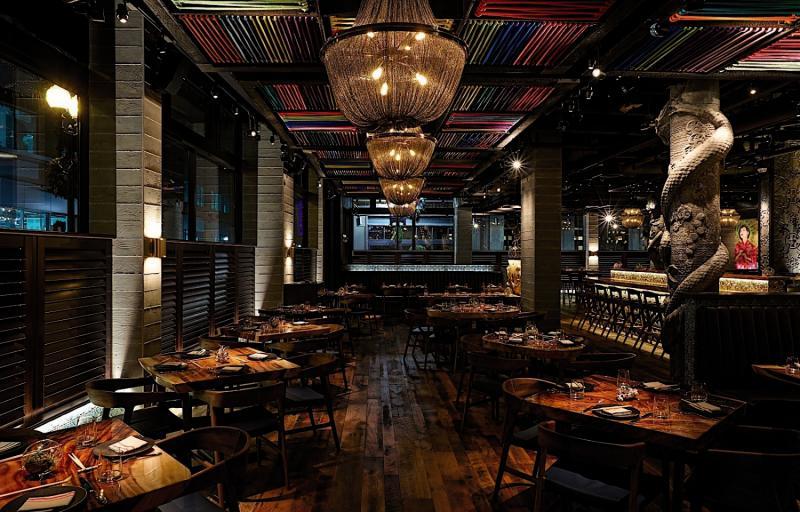 Godfrey Hotel Boston Restaurant