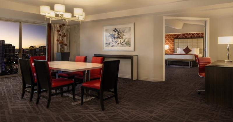 Bally´s Hotel & Casino Las Vegas Lounge/Empfang