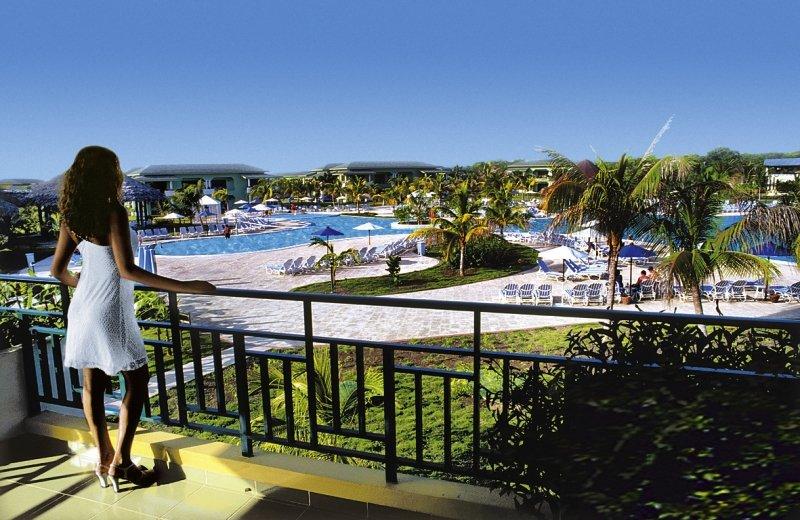 Playa Costa Verde Garten
