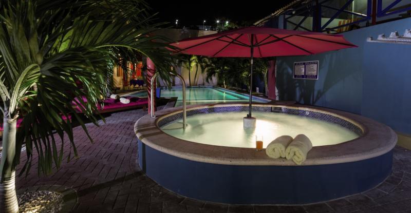 The Ritz Village Hotel Pool