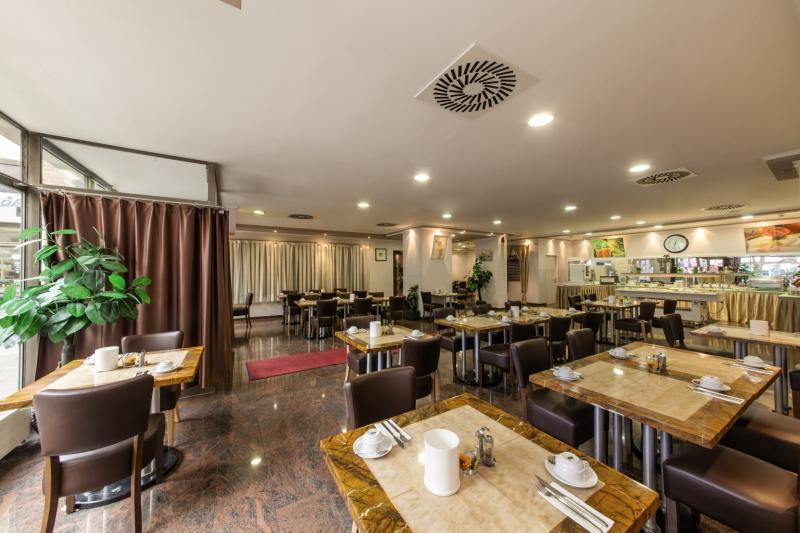 Novum Hotel Kaffeemühle Wien Restaurant