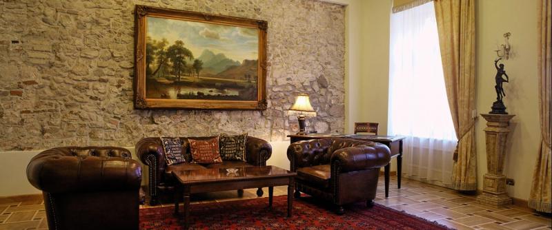 St.George Residence All Suite Hotel Deluxe Wohnbeispiel