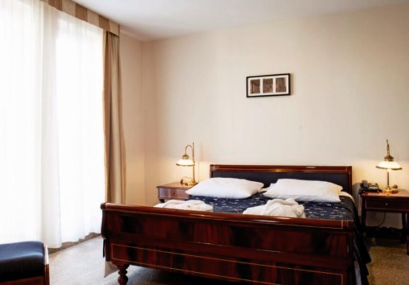 Qubus Hotel Wroclaw Wohnbeispiel