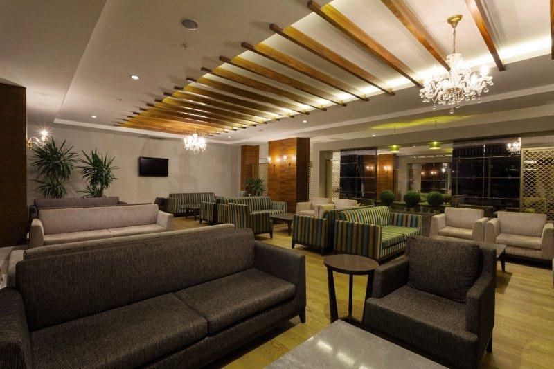Seher Sun Palace Resort & Spa Lounge/Empfang