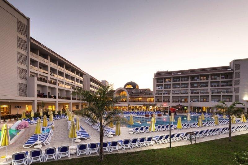 Seher Sun Palace Resort & Spa Außenaufnahme
