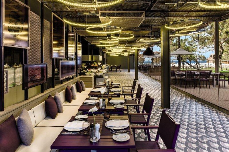 Maxx Royal Kemer Resort Terrasse