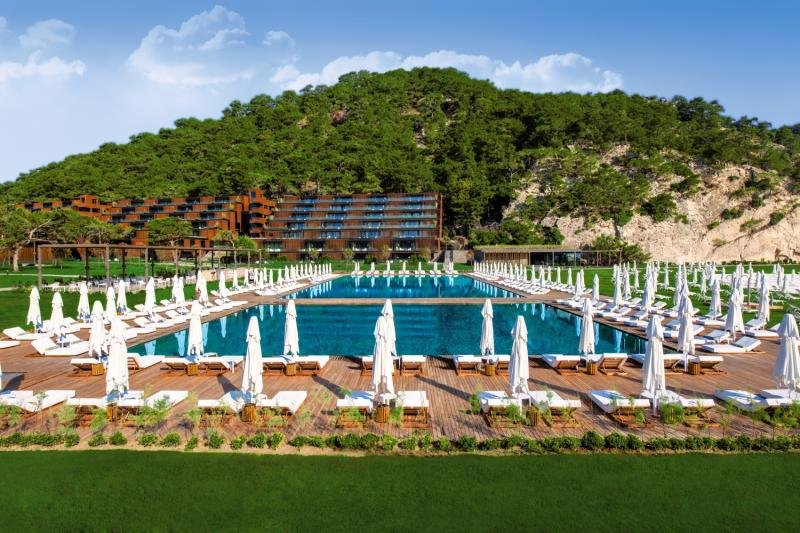 Maxx Royal Kemer Resort Pool