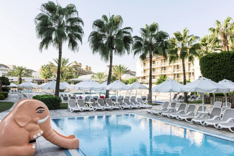 Barut B Suites Pool