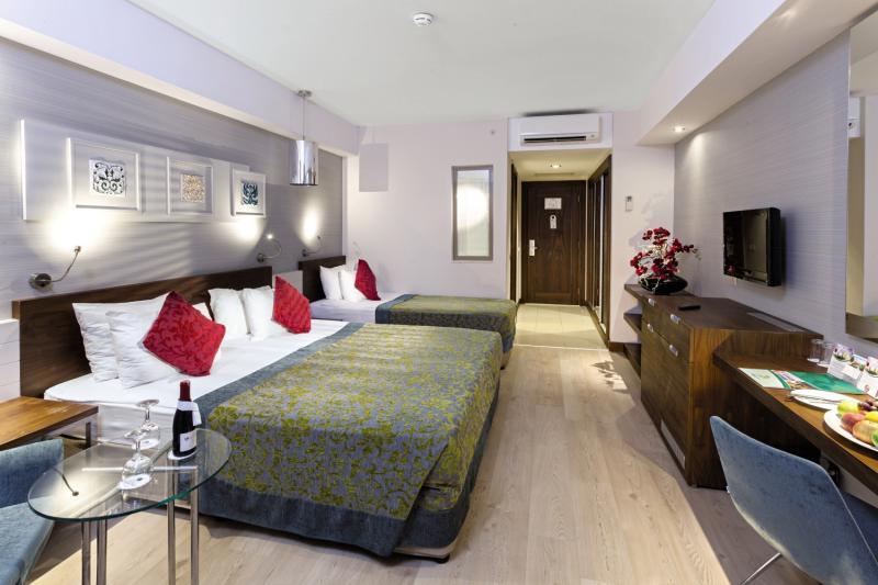 Seher Sun Palace Resort & Spa Wohnbeispiel