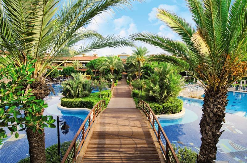 Gloria Golf Resort Garten