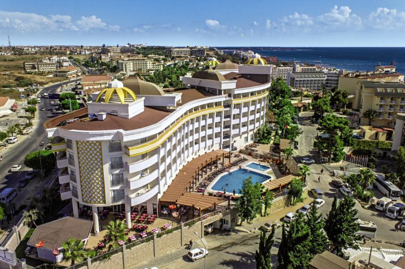 Side Alegria Hotel & Spa Außenaufnahme