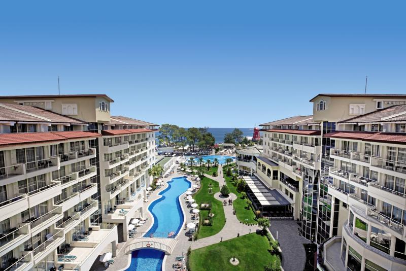 Barut Kemer Resort Außenaufnahme