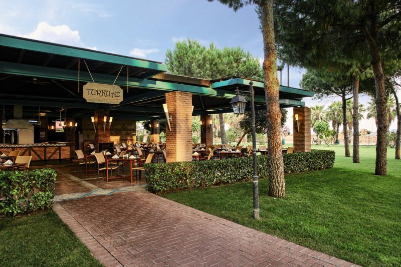 Gloria Golf Resort Außenaufnahme