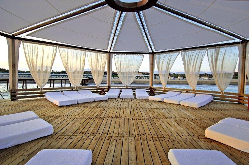 Gloria Golf Resort Terrasse