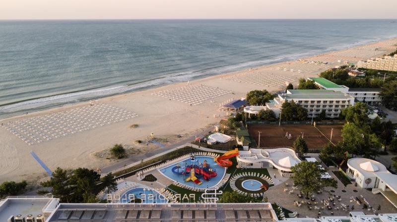 Paradise Blue Strand