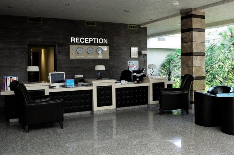 Detelina Lounge/Empfang
