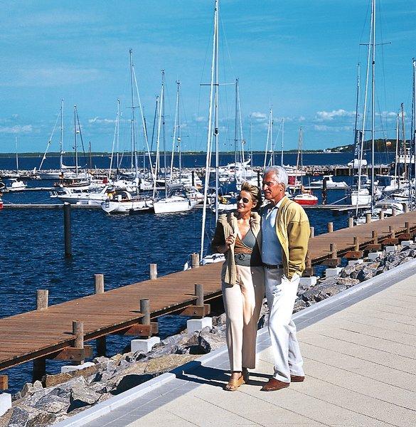 Morada Resort Meer/Hafen/Schiff