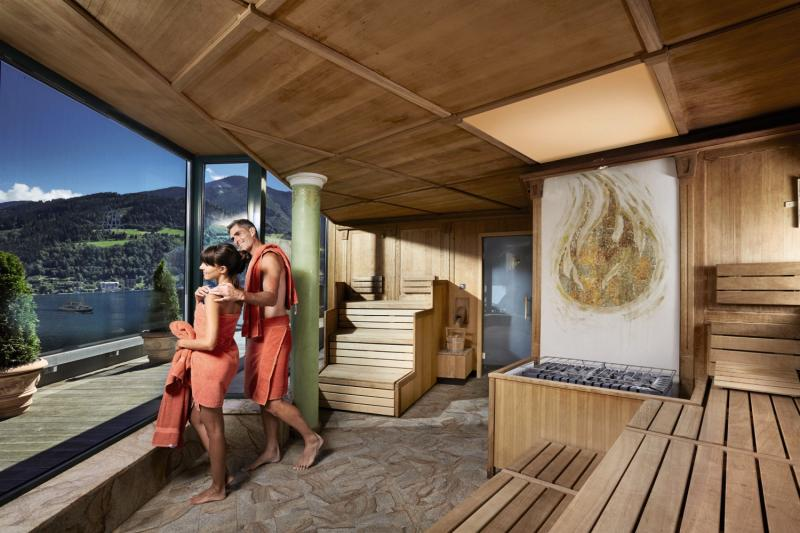 Grand Hotel Zell am See Wellness